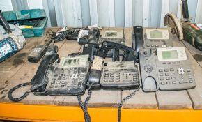 5 - Yealink telephones