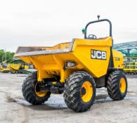 JCB 9 tonne straight skip dumper  Year: 2017 S/N:  30134 Recorded Hours: 1268
