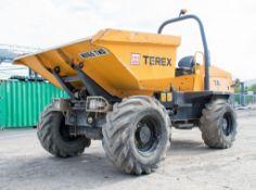 Benford Terex TA6s 6 tonne swivel skip dumper Year: 2014 S/N: J6028 Recorded hours: 1103 A644668