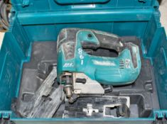 Makita cordless jigsaw c/w carry case A957602