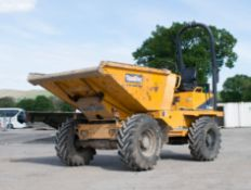 Thwaites 3 tonne swivel skip dumper Year: 2013 S/N: 9C5173 Recorded Hours: A602331