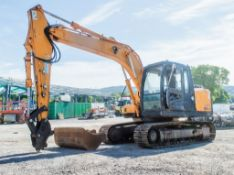 Hyundai Robex 140LC-7A 14 tonne steel tracked excavator Year: 2011 S/N: 10432 Recorded Hours: 9063