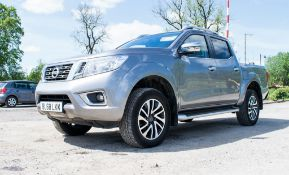 Nissan Navara Tekna DCi Auto double cab pick up truck Registration Number: BL68 LKM Date of