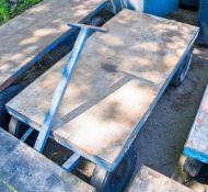 4 wheel trolley FLGMB118
