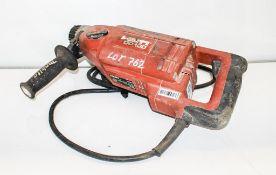 Hilti DD100 110v diamond drill