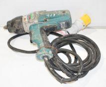 Makita 110v 1/2 inch drive impact wrench A620078