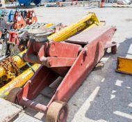 10 tonne trolley jack TJ2
