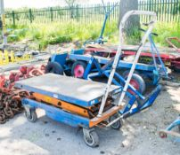 Hydraulic lift trolley LG074771