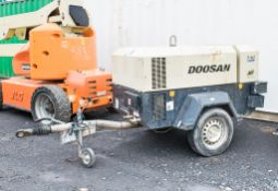 Doosan 741 diesel driven mobile air compressor  Year: 2012 S/N: 431380 Recorded Hours: 601 A577261