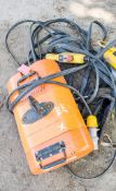 CM Lodestar 1 tonne 32 metre 110v electric chain block A643376