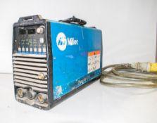 Miller Dynasty 200 110v tig welding set