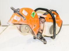 Stihl TS410 petrol driven cut off saw A748451