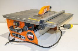 Belle 110v tile cutter A743231