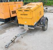 Arcgen diesel driven fast tow welder/generator S/N: S647059 Recorded Hours: 1459 A572521