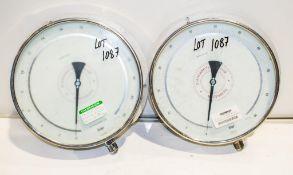 2 - Bundenberg standard test gauge A784824/A719302