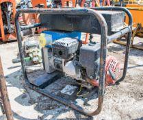 Stephill 110v petrol driven generator A638897