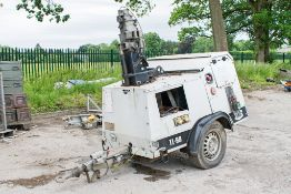 SMC TL90 diesel driven lighting tower for spares Year: 2007 S/N: 76667