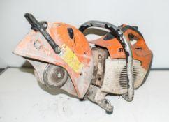 Stihl TS410 petrol driven cut off saw H/S029