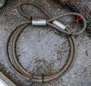Steel wire rope FLGWS221