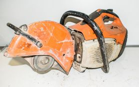 Stihl TS410 petrol driven cut off saw A650204 ** Pull cord assembly missing **