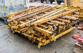 Pallet of safety railings S20