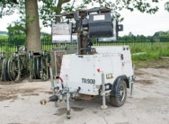SMC TL90 diesel driven fast tow lighting tower Year: 2006 S/N: 66583 Recorded Hours: 4759 T111908