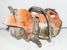 Stihl TS410 petrol driven cut off saw A606653 ** Parts dismantled & pull cord assembly missing **