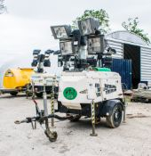 Tower Light Super Light VT-1 diesel driven fast tow lighting tower Year: 2013 S/N: 1203247