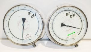 2 - Bundenberg standard test gauge A637742/A719303