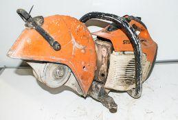 Stihl TS410 petrol driven cut off saw A625688