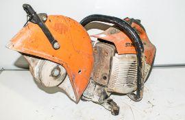 Stihl TS410 petrol driven cut off saw A701832 ** Pull cord assembly missing **