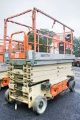 JLG 3246ES battery electric scissor lift Year: 2012 S/N: 10409 Recorded Hours: 320 A601709