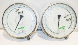 2 - Bundenberg standard test gauge A752149/A637748