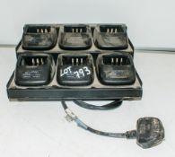 Kenwood 6 bank charger