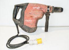 Hilti TE80-ATC 110v SDS rotary hammer drill A726812