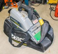 Exact Pipe Cut 360 110v pipe cutter c/w carry bag A696601