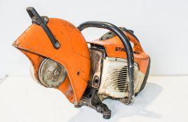 Stihl TS410 petrol driven cut off saw A750809