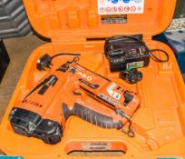 Paslode Impulse nail gun battery, charger & carry case A806343
