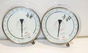 2 - Bundenberg standard test gauge A784818/A752151