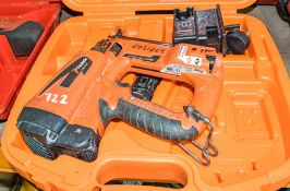 Paslode Impulse nail gun c/w charger & carry case A721507