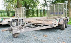 Indespension 10ft x 6ft tandem axle plant trailer A587358