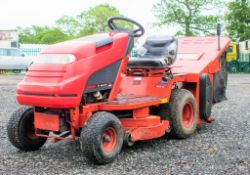 Countax C300M S speed manual sit on petrol driven mower ** 38 inch cutting width ** ** No VAT on