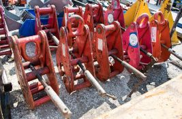 5 - girder clamps 3501/2530/1618/3422/INT3423