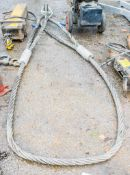 40 tonne wire lifting sling INT8225013
