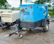 Stephill SSDX20 20 kva 110v/240v diesel driven fast tow generator S/N: 118073 Recorded Hours: