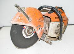 Stihl TS410 petrol driven cut off saw H/S025