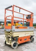 JLG 1930ES battery electric scissor lift Year: 2007 S/N: 16378 Recorded Hours: 220