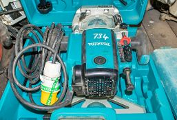 Makita 110v router c/w carry case A701806