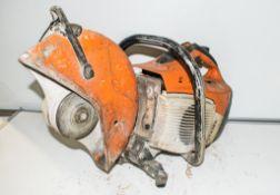 Stihl TS410 petrol driven cut off saw A692384