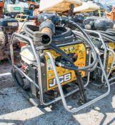JCB Beaver petrol driven hydraulic power pack c/w anti-vibe breaker & hoses A630590/A674476